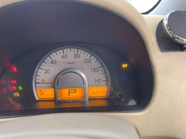 走行5.3万キロ!(社用車として使用する為距離は増えます)