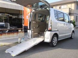 ホンダ N-BOX+ 660 G Lパッケージ 車いす仕様車 メモリーナビ/バックカメラ/スマートキー
