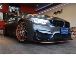 BMW M4クーペ GTS M DCT ドライブロジック 世界700台限定車/フローズンダークグレー