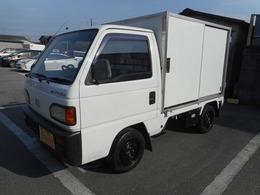 ホンダ アクティトラック 660 SDX 三方開 保冷車