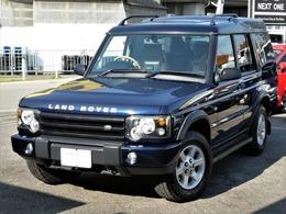 ランドローバー ディスカバリー SE 4WD 正規D車 社外ナビBカメラETCハーフレザーSR