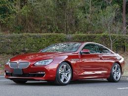 BMW 6シリーズ 650i 法人1オーナー 記録簿8枚 OP19インチ 左H