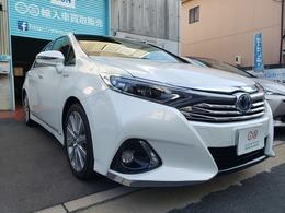 トヨタ SAI 2.4 G Aパッケージ ワンオーナー 純正ナビ OP18AW