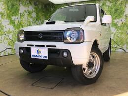 スズキ ジムニー 660 ワイルドウインド 4WD 修復歴無