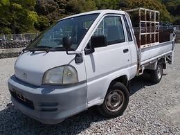 トヨタ ライトエーストラック 垂直パワーゲート・平ボディ オートマティック・車両総重量2170kg