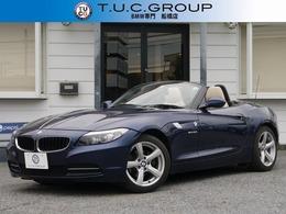 BMW Z4 sドライブ 23i ハイラインパッケージ ベ-ジュ革 直6 電動オ-プン 地デジ 2年保証