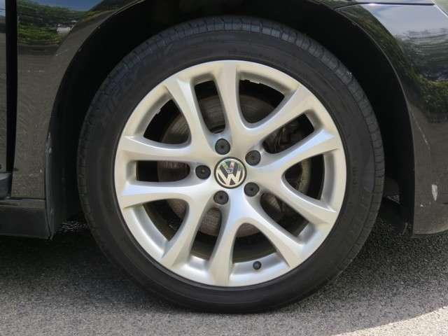 タイヤも山があり安心です!