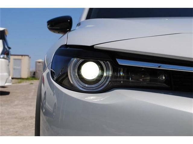 LEDヘッドライト!!夜道も安心、明るく照らしてくれます♪