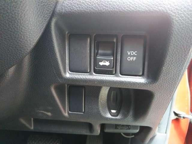 ★VDC横滑り防止装置★