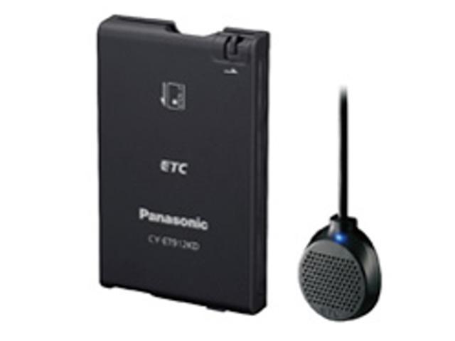 Bプラン画像:パナソニック製ETCをお取り付けいたします。音声案内機能付です。