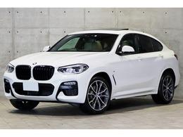 BMW X4 xドライブ30i Mスポーツ 4WD パノラマSR ベージュ革 harman/kardon 20AW