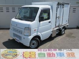 スズキ キャリイ トラック660冷蔵冷凍車 4WD マニュアル ABS
