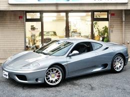 フェラーリ 360モデナ F1 D車 左H