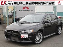 三菱 ランサーエボリューション 2.0 GSR X 4WD SSTファイナル メモリーナビ フルセグ