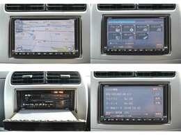 クラリオンGCX809 HDDナビ