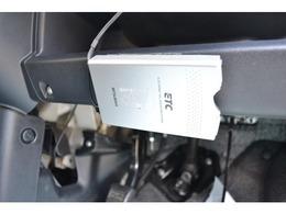 ETCが付いてます。お納車時には再セットアップが必要です。