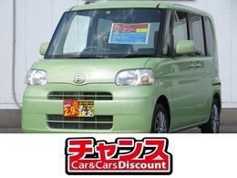 ダイハツ タント 660 L 純正CD・エコアイドル・社外ホイール