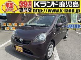 ダイハツ ミライース 660 L ナビ・TV・エコアイドル・取説・保証書