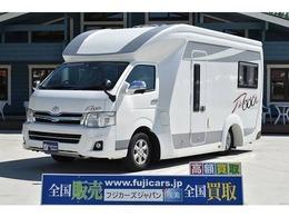 トヨタ ハイエースバン ホワイトハウス ツアラー600L ドメティックエアコン FFヒーター