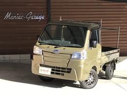 スバル サンバートラック 660 TB 三方開 4WD 荷台ゴムマット ステンレスあおり
