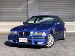 BMW M3 3.2 ワンオーナ オリジナル サンルーフレス車