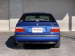 23年前の車だとは思えないくらい綺麗な状態です