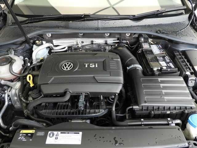 ☆1,800ccTSIエンジンは180PS、280Nmを発生します☆