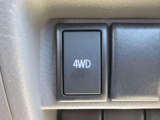 4WDです!切り替え可能です☆