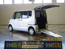 ホンダ N-BOX+ 660 G 車いす仕様車 4WD 福祉車輌 車椅子1基 電動ウィンチ 4WD