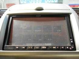 ワンセグTV・CD&DVD再生・HDD機能がついてます