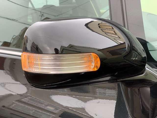 ウィンカーミラーで更にスタイリッシュで存在感も有り!対向車からの視認性アップで安全性も高まります☆