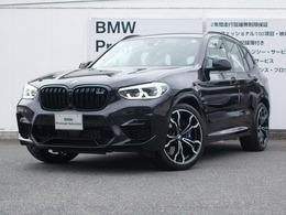 BMW X3 M コンペティション 4WD 弊社デモカー コンペティション