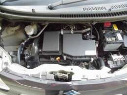 低燃費エンジン!