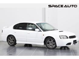 スバル レガシィB4 2.0 ブリッツェン 2001モデル 4WD ポルシェデザイン限定車 専用バンパー&AW