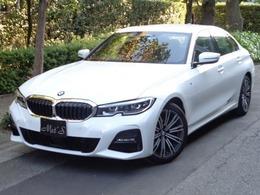 BMW 3シリーズ 320d xドライブ Mスポーツ ディーゼルターボ 4WD パーキング&後退アシスト ワイアレス充電