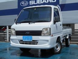 スバル サンバートラック 660 TB 三方開 4WD 切り替式 5速MT エアコン パワステ マット
