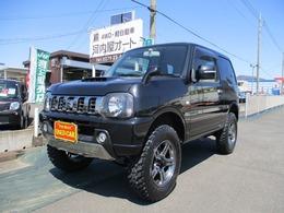 スズキ ジムニー 660 ランドベンチャー 4WD リフトアップ/5速/ナビ/シートヒーター
