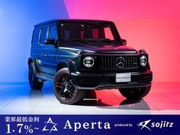 メルセデスAMG Gクラス G63 4WD エディションAMG22AWナイトPKGカーボン内装