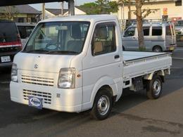 スズキ キャリイ 660 FC パワステ 3方開 4WD