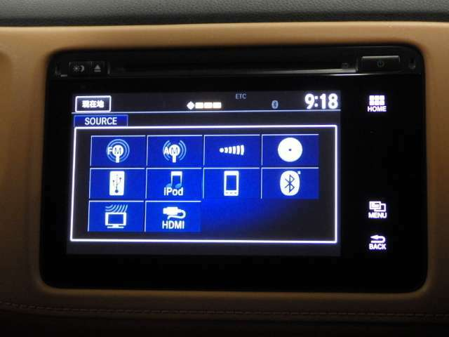 AM/FM/CD/DVD/TV/Bluetooth/USB
