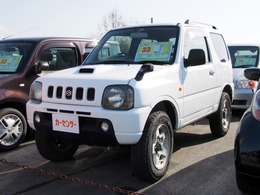 スズキ ジムニー 660 XC 4WD 4WD・5MT・ターボ・A/Tタイヤ・キーレス