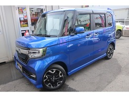 ホンダ N-BOX カスタム 660 G L ターボ ホンダセンシング 4WD (両側パワースライドドア/ワンオーナー車)