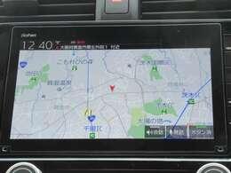 ホンダ純正メモリーナビ搭載車です。 地図データの情報量や検索スピードの速さが魅力的です。 初めて行く場所や、知らない道でも安心・快適なドライブをお楽しみいただけますね。