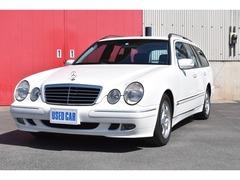 メルセデス・ベンツ Eクラスワゴン の中古車 E240 アバンギャルド リミテッド 静岡県富士市 55.0万円