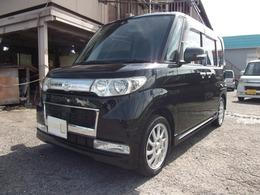 ダイハツ タント 660 カスタム RS 社外ナビ・TV・キーフリーシステム