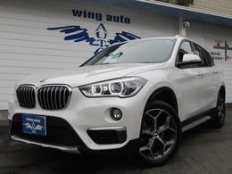BMW X1 xドライブ 18d xライン 4WD ハイライン モカ革コンフォート タッチナビ