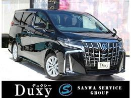 トヨタ アルファード 2.5 S 新車 両側パワスラ アルパインBIG-X対応