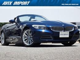 BMW Z4 sドライブ 35i 薄茶革 クルコン HDD地デジBC18AW 禁煙