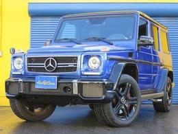 メルセデスAMG Gクラス G63 50th アニバーサリー エディション 4WD 50台限定 レーダーセーフBluetooth