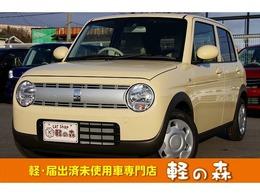 スズキ アルトラパン 660 L 軽自動車 届出済未使用車 衝突被害軽減